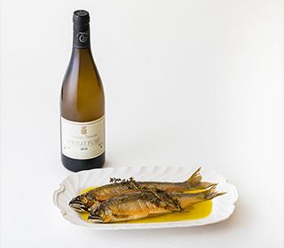 フランスのロワール川流域の自然派のドメーヌのワイン「プイィ・フュメ」